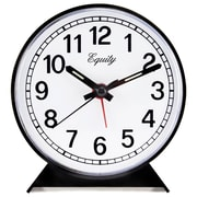 LaCrosse® Equity® Analog Quartz Alarm Clock (14075)