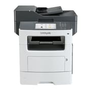 Lexmark™ MX611dhe Monochrome Laser Multifunction Printer, 35S6702 ELITE, New