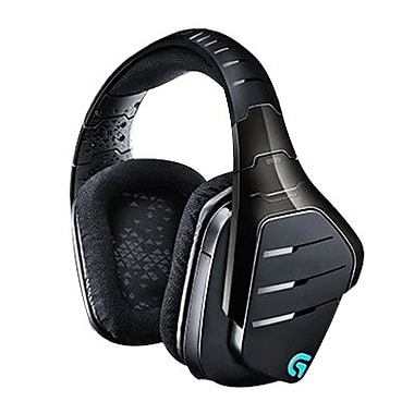 Logitech® Artemis Spectrum G933 Gaming Headset, Black