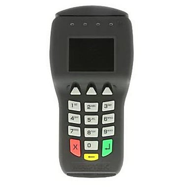 MAGTEK® DynaPro EMV and Secure Magnetic Stripe Reader, Black (30056121)