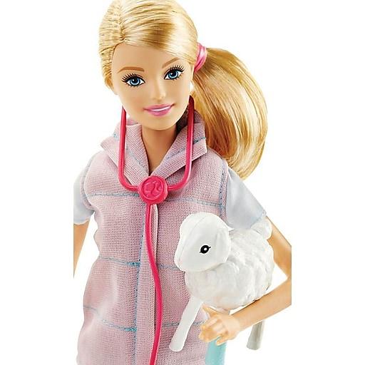Farmer Doll New Toy Toy Barbie Mattel Paper Doll