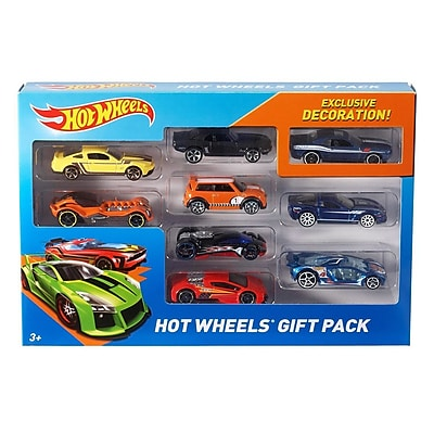 Mattel® Hot Wheels Basic Multi-Pack Vehicle Toy (X6999)