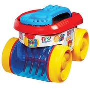 Mega Bloks® First Builders Classic Block Scooping Wagon Toy (CNG23)
