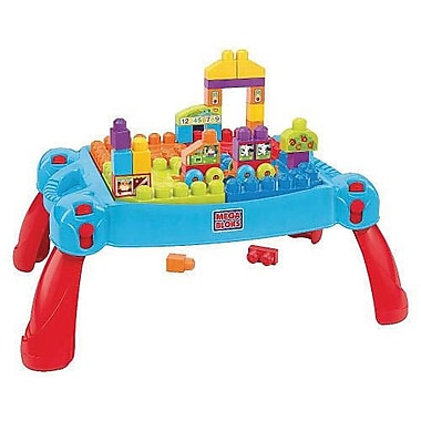 Mega Bloks® First Builders Build n Learn Table (CNM42)