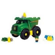 Mega Bloks® John Deere Large Dump Truck Toy (DBL30)