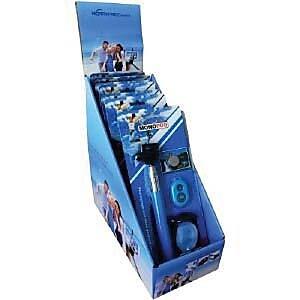 MYEPADS 10PC-SELFIE-BLU Monopod for Smartphone IM11N0194