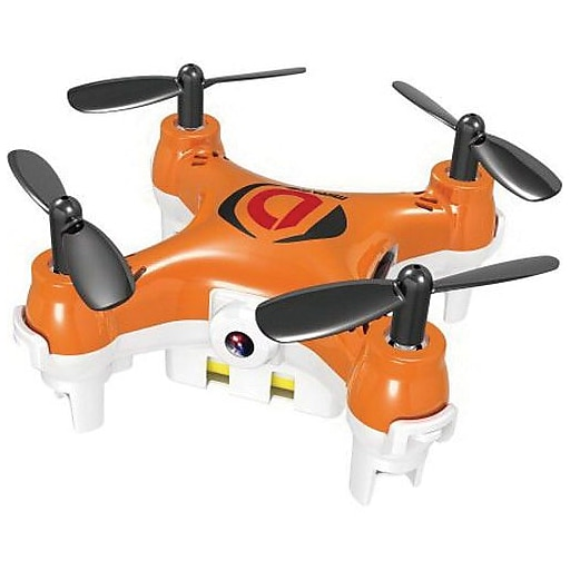myepads mini drone mirage toy with camera orange 12 years and up