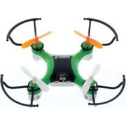 MYEPADS X-Drone Nano 2.0 Aerial R/C Drone Quadcopter Toy, Green, 12 Years and Up