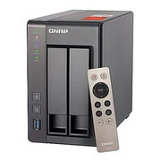 Qnap® Turbo TS-251+ 2 Bay Tower NAS Server (TS-251+-8G-US)