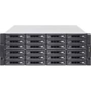 Qnap® Turbo 24 Bay Rack Mountable SAN/NAS Server (TS-EC2480U-E3-4GE-R2)