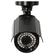Q-See® QTH8053B-4 Wired Bullet Indoor/Outdoor Security Camera, Night Vision, Black