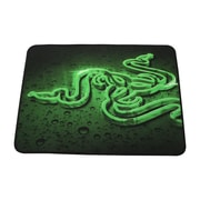 "Razer® Goliathus Speed Terra Cloth 10""H x 13.98""W Slick Taut Weave Green Mouse Pad, RZ02-01070200-R3M2"