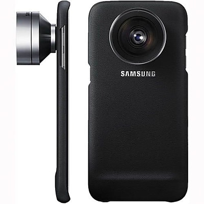 Samsung Lens Cover for Galaxy S7 edge, Black (ET-CG935DBEGUS)