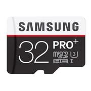 Samsung MB-MD32DA/AM Pro Plus Class 10/UHS-I (U3) 32GB MicroSDHC Flash Memory Card