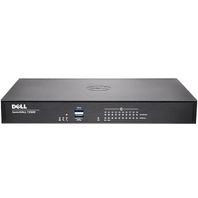 Sonicwall 01-SSC-1711 TZ600 TotalSecure Network Security Firewall