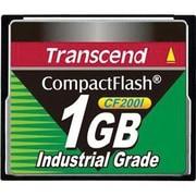 Transcend® TS1GCF200I 1GB 200X Compact Flash Memory Card