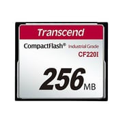 Transcend® TS256MCF220I 256MB Compact Flash Memory Card