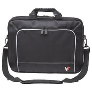 V7® Professional CCP1 Black Nylon/Polyester Notebook Carrying Case (CCP1-9NKIT)