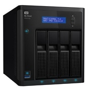 WD® My Cloud Pro PR4100 24TB 4 Bay Desktop NAS Server (WDBNFA0240KBK-NESN)