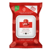 Yes to™ Blemish Clearing Facial Wipes, 30 Count, 3/Pack (2331167-3-KIT)