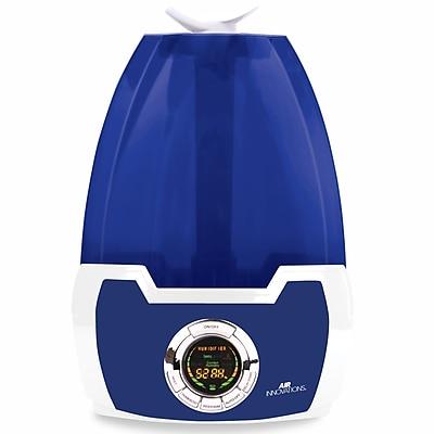 Air Innovations Clean Mist Smart 1.63gal Ultrasonic Digital Humidifier 1 (MH-602 Blue) 2453554