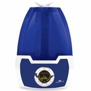 Air Innovations Clean Mist Smart 1.63gal Ultrasonic Digital Humidifier 1 (MH-602 Blue)