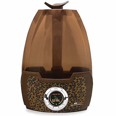 Air Innovations Clean Mist Smart 1.63gal Ultrasonic Digital Humidifier 1 (MH-602 Leopard)