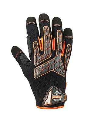 Proflex 760 Impact-Reducing Utility Gloves, Black, 2XL (17666)