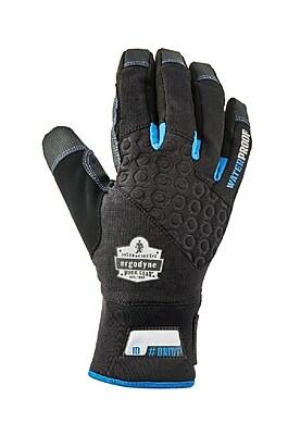 Proflex 818WP Performance Thermal Waterproof Utility Gloves, Black, L (17384) 2455982