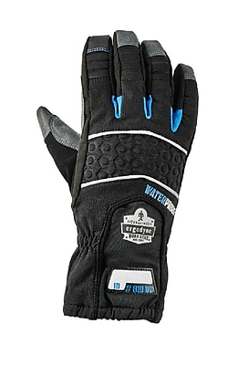 Proflex 819WP Extreme Thermal Waterproof Gloves, Black, XL (17405)