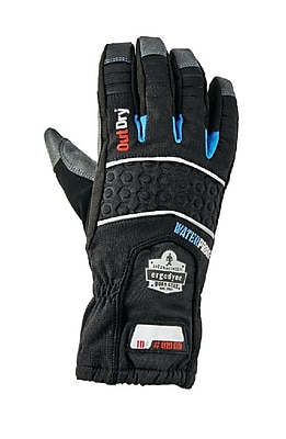 Proflex 819OD Extreme Thermal Waterproof Gloves + OutDry, Black, XL (17415)