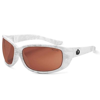 Skullerz ERDA-PZYT Safety Glasses, Polarized Copper Lens, Kryptek Yeti (58621)