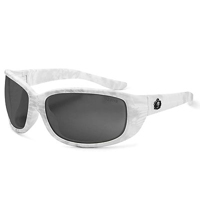 Skullerz ERDA-YT Safety Glasses, Smoke Lens, Kryptek Yeti (58630)