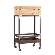 Wildon Home   Ophelia Bar Cart