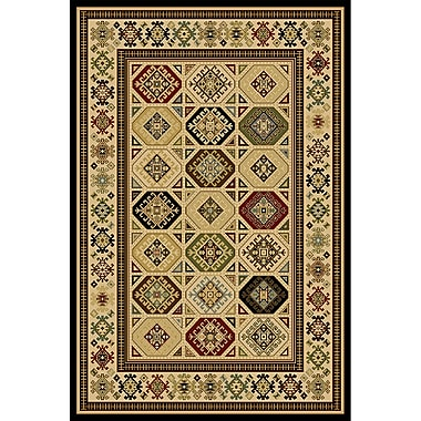 Home Loft Concepts Susan Sherry Brown Area Rug