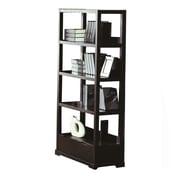 Hokku Designs Parson 73'' Etagere Bookcase