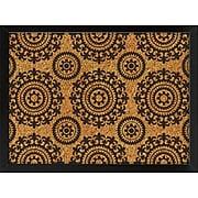 WallPops Phoenix Printed Cork Board 17 x 23.5 x 1 Black (HB2163)