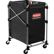 "Rubbermaid Collapsible X-Cart, Overall Height: 34"", Overall Depth: 24"" (1881749)"