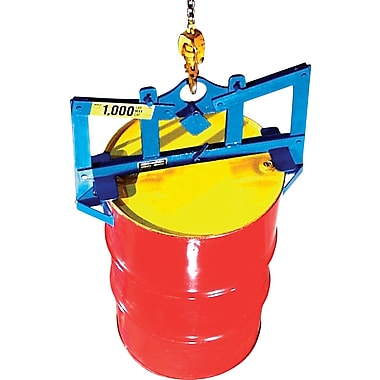Morse Automatic Vertical Drum Lifters, Frame Material: Steel, Drum Capacity: 85 Us Gal. (70 Imperial Gal.) (90-85)
