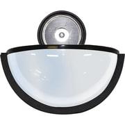 Iron Guard Safety – Miroir à dôme pour chariot élévateur, Taille : 9 po, Forme : Dôme, Type de montage : Aimant (70-1140)