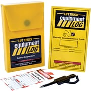 Forklift Truck Log Kit for Electric Counterbalance Trucks Only