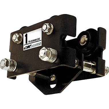 Cm Industries Cbt Adjustable Trolleys, I-Beam Flange Width: 2