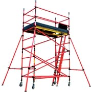 "Metaltech Fibreglass Scaffolding Components, Width: 27"", Component Type: End Frame, Weight: 11.9 Lbs. (F-FRA0715)"