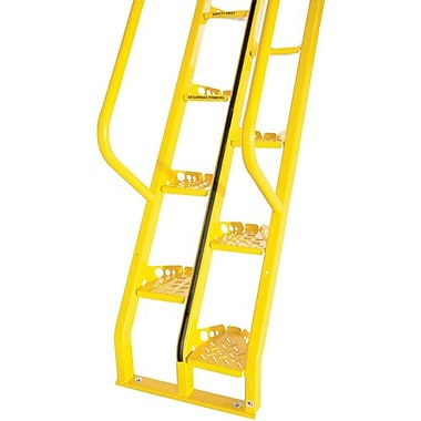 Vestil Alternating-Tread Stairs, No. of Steps: 16 (ATS-10-56)