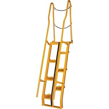 Vestil – Escalier à pas alternés, Nombre de marches : 7 (ATS-4-68)