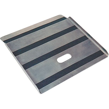 Magliner – Rampe en aluminium pour trottoir (ALCR)