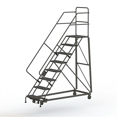 Tri-Arc Manufacturing Heavy Duty Safety Slope Ladder, No. of Steps: 8 (KDHS108246)