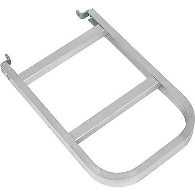 Magliner – Rallonge de bavette rabattable de 20 po pour diable en aluminium (301025)