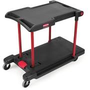 Rubbermaid® Convertible Utility Carts (FG430000BLA)