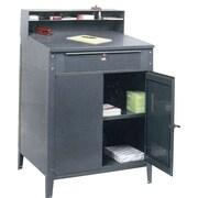 Edsal – Pupitre d'atelier à armoire (640)